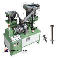 Drive Pin & Plastic Washer Assembly Machine