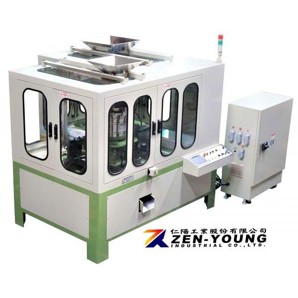 Stainless Steel Cap & Long Self - Drilling / Tapping Screw Assembly Machine