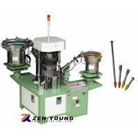 Drive Pin & Plastic Cap Assembly Machine
