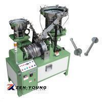 Drive Pin & Metal Washer Assembly Machine