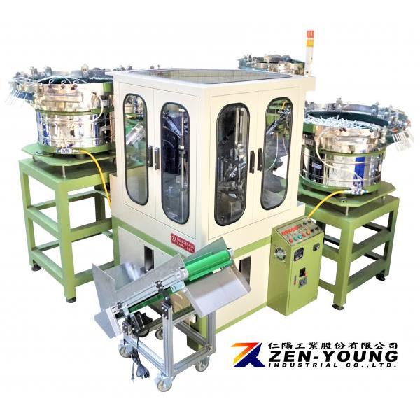 Long Screw & Nylon Anchor Assembly Machine