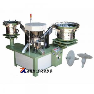 Plastic Insulation Pin & Drive Pin Assembly Machine