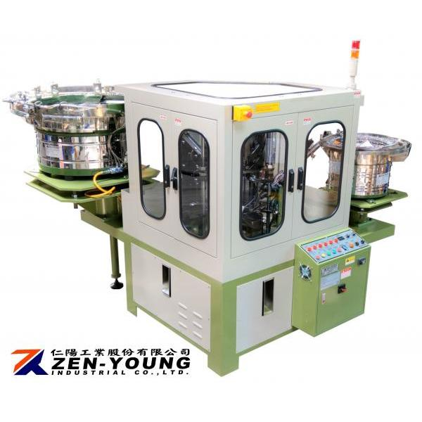 Long Self - Drilling / Tapping Screw &  Bonded / BAZ Umbrella Washer Assembly Machine